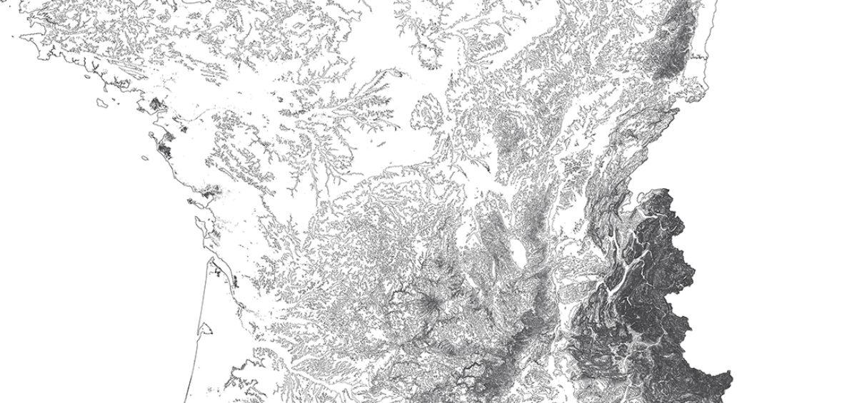 Courbes de Niveaux - Guillaume Sciaux - Cartographe professionnel