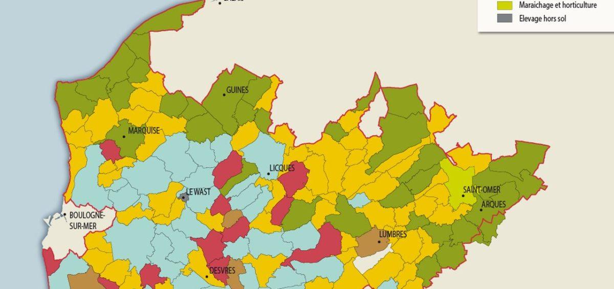 PNR Cote d'Opale - Orientation technico commerciales agricoles - Guillaume Sciaux - Cartographe professionnel