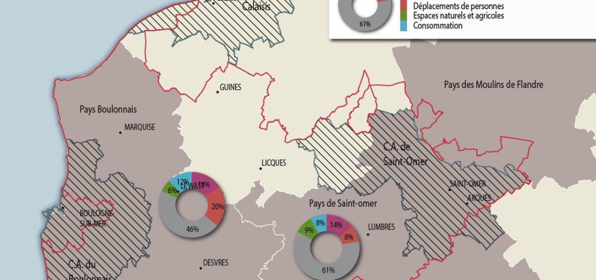 PNR Cote d'Opale - PCT et GES - Guillaume Sciaux - Cartographe professionnel