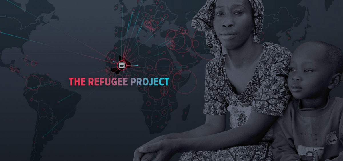 Refugee project 6 - Guillaume Sciaux - Cartographe professionnel
