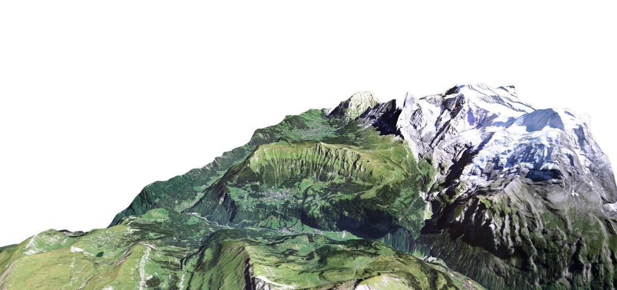 Alpes 3d 2 - Guillaume Sciaux - Cartographe professionnel
