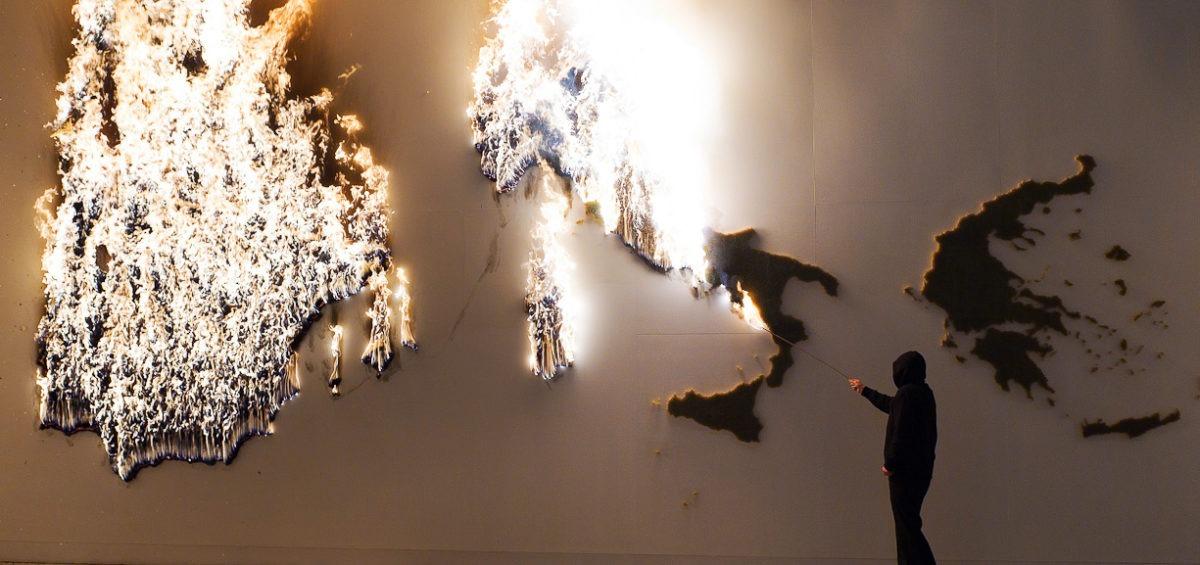 Claire fontaine image - Guillaume Sciaux - Cartographe professionnel