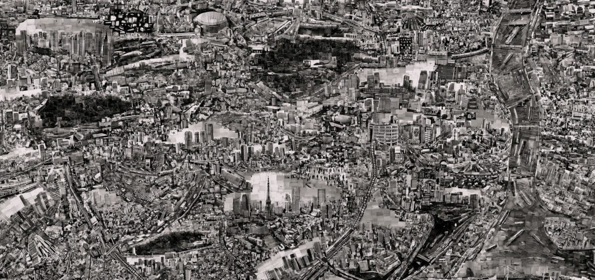 Diorama - Guillaume Sciaux - Cartographe professionnel