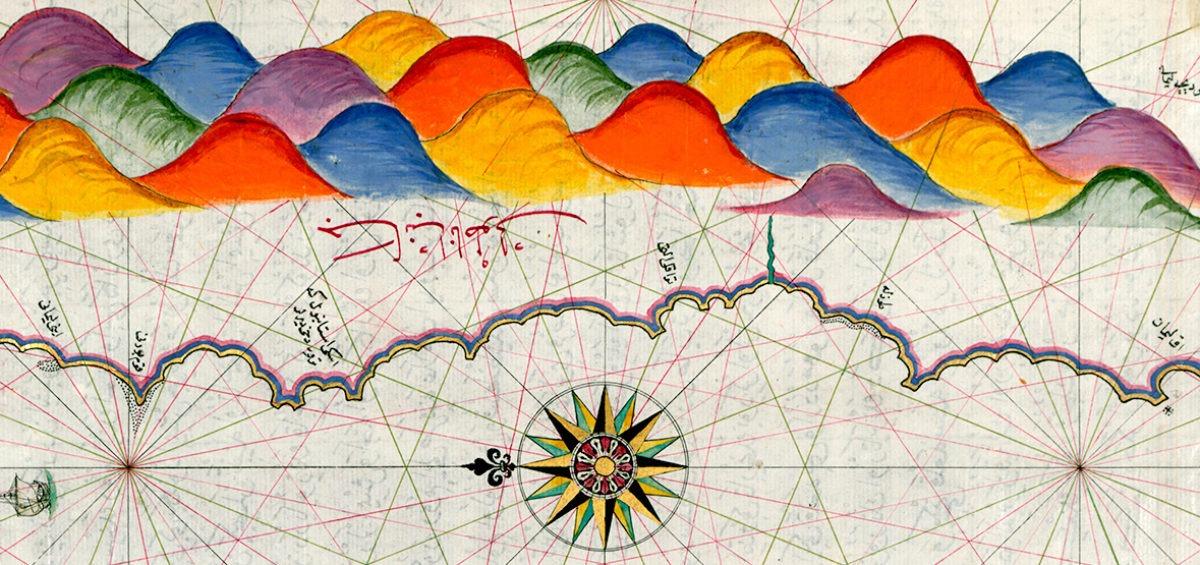 Piri Reis - Guillaume Sciaux - Cartographe professionnel