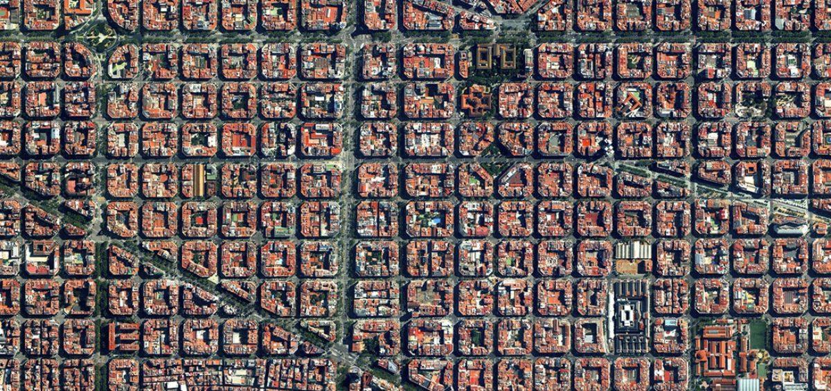 Barcelone - Guillaume Sciaux - Cartographe professionnel