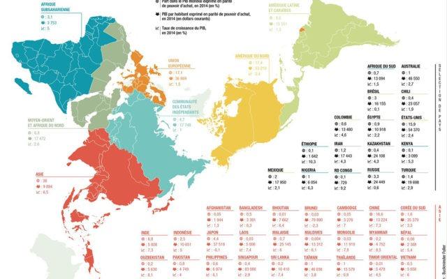 atlas-dessous-des-cartes-economie-mondiale - Guillaume Sciaux - Cartographe professionnel