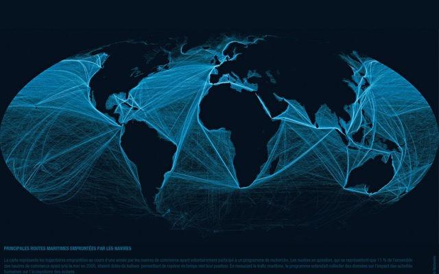 atlas-dessous-des-cartes-routes-maritimes - Guillaume Sciaux - Cartographe professionnel