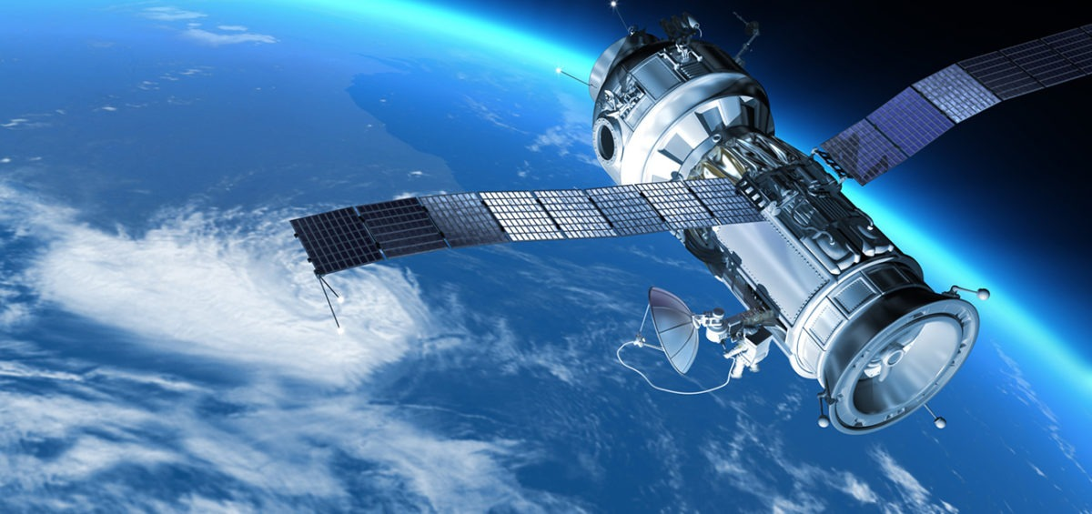 Space station in Earth orbit - Guillaume Sciaux - Cartographe professionnel