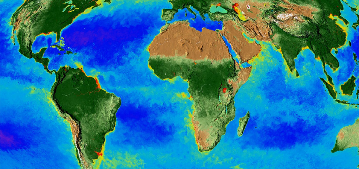 Terre qui respire - Guillaume Sciaux - Cartographe professionnel