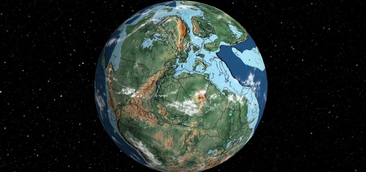 Ancienne Terre - Guillaume Sciaux - Cartographe professionnel