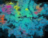 Religions Londres - Guillaume Sciaux - Cartographe professionnel